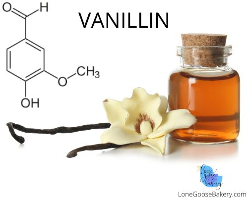 vanillin structure liquor vanilla extract